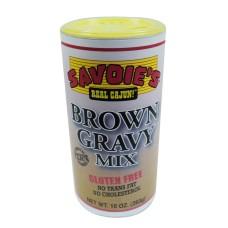 Savoie's Gluten Free Brown Gravy Mix